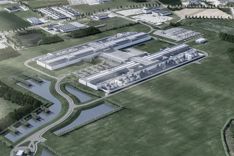 Data Centre Denmark